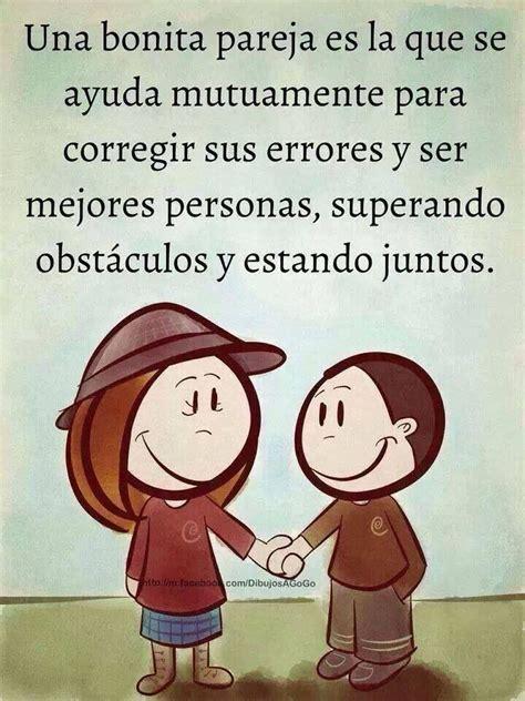 cmo son las relaciones de pareja desde la perspectiva una bonita pareja es la que se ayuda mutuamente para