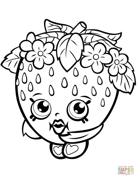 apple blossom coloring page shopkins apple blossom coloring page shopkins free 3 shopkins