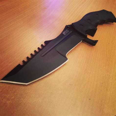 real knives steam community huntsman knife in real
