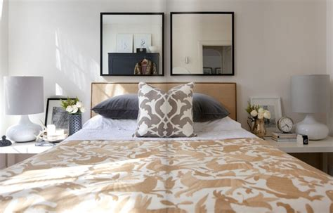 otomi headboard otomi fabric bedspread contemporary bedroom rue magazine