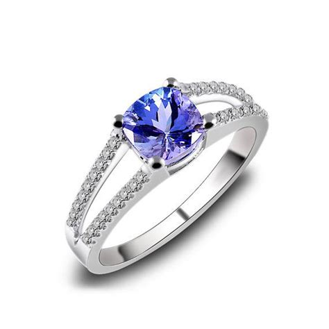tanzanite engagement rings 138 best tanzanite engagement rings images on