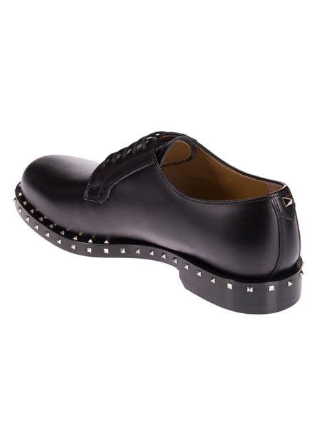 valentino oxford shoes valentino garavani studded oxford shoes modesens