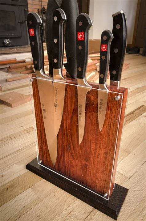 knife storage ideas knife holder contemporary modern design by russell eck