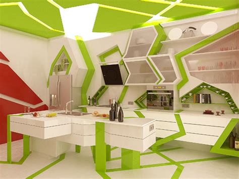 designs of kitchens in interior designing cubism in the kitchen by gemelli design studio design milk
