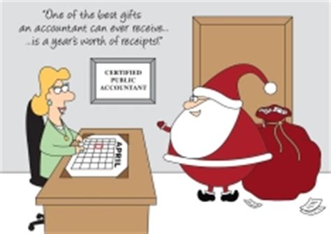 Accounting For Gift Cards - accounting themed christmas cards by brookhollow cards 174