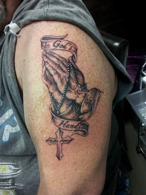 jesus hands tattoo jesus