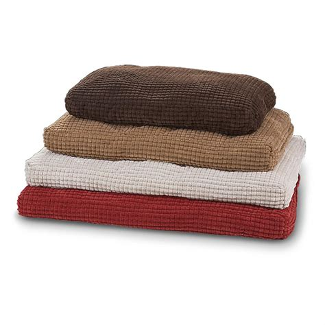 plush dog beds cloud nine plush pet bed 217076 kennels beds at
