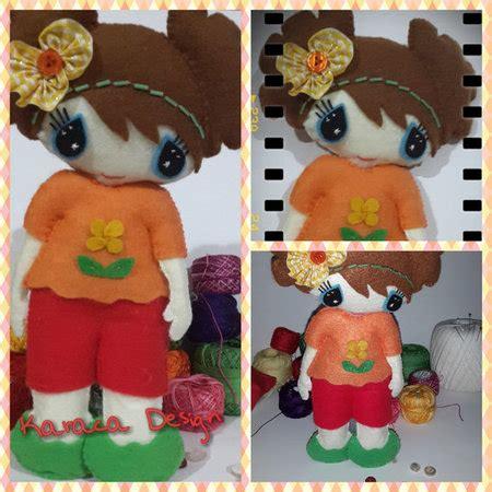 design a doll daisy felt daisy doll pattern pdf iremdesign craftfoxes