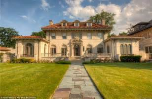 mansion for sale cheap motown records founder berry gordy s former detroit