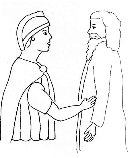 coloring page jesus heals bleeding jesus heals the sick coloring page coloring home