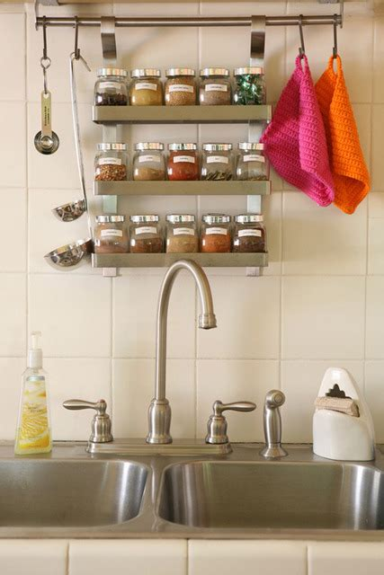 Best Spice Racks For Kitchen Cabinets by Craftionary