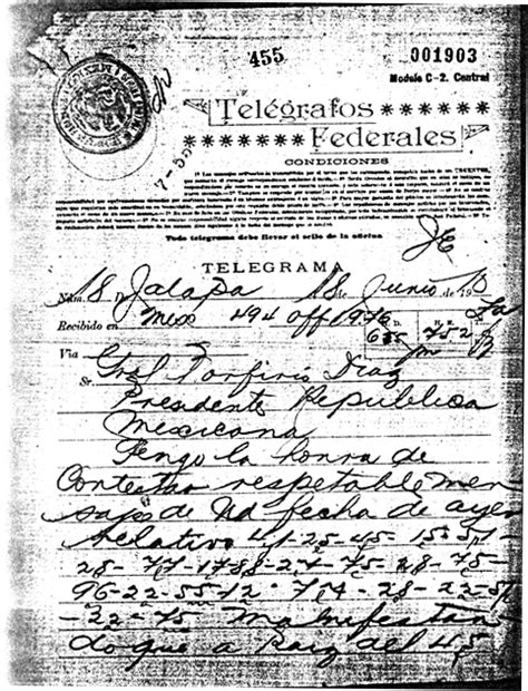 porfirio d 237 az biograf 237 a corta para tareas burro sabio telegrama de teodoro a dehesa a porfirio d 237 az tema
