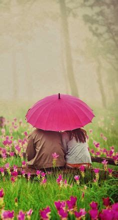 couple wallpaper with umbrella original couple in rain painting couple kissing in by