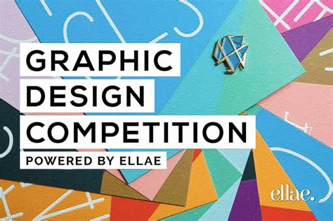 design competition in 2016 i won the first prize of ellae s graphic design challenge