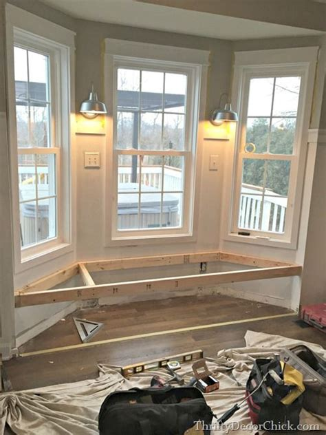 building a window seat in a bay window 1000 ideas about bay window benches on window