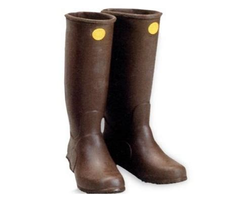 Sepatu Boot Wayna yotsugi insulated boots sepatu listrik tegangan tinggi