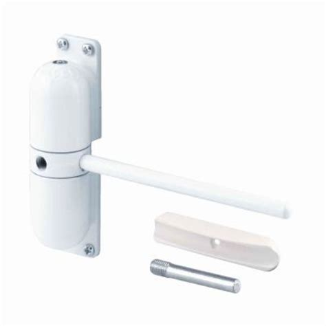 prime line safety door closer white kc10hd the
