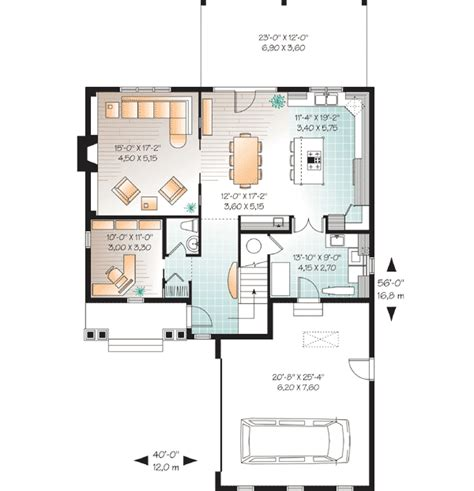 Master Suite Covered Balcony 22302dr 2nd Floor Master Second Master Suite House Plans