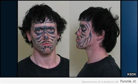 10 most regrettable face tattoos 20 of the most regrettable tattoos