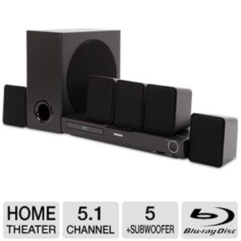 philips home theater system 5 1 channel 1080p 1000w