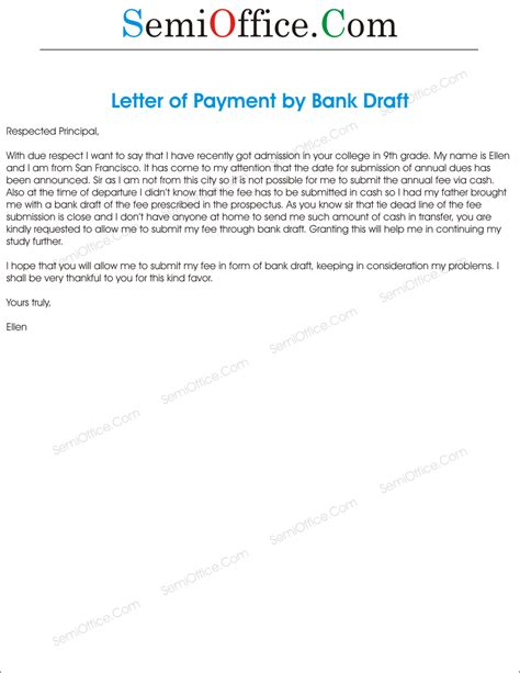 cancellation letter for bank draft application letter for bank draft 28 images