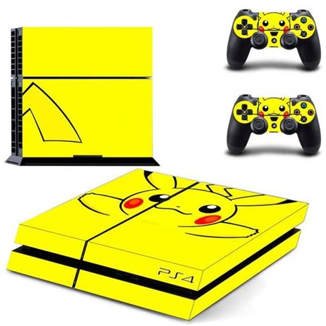 Ps4 Aufkleber The Walking Dead by Ps4 Pokemon Decal Sticker Skin For Sony Playstation 4