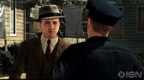 l a images cole phelps hd wallpaper and background