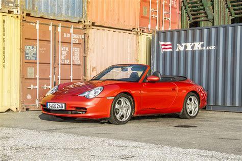 Verbrauch Porsche 911 dauertest porsche 911 carrera 4 cabriolet 996 test