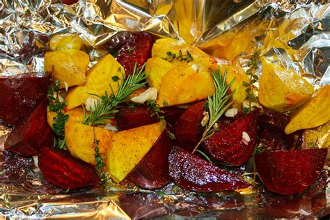 awesome roasted beets recipe by terry majamaki