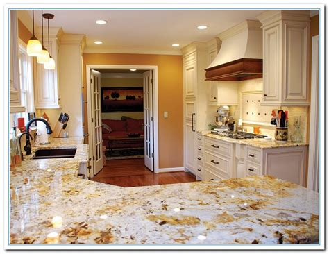 White Cabinets With Granite Countertops Home And Cabinet White Kitchen Cabinets And Granite Countertops