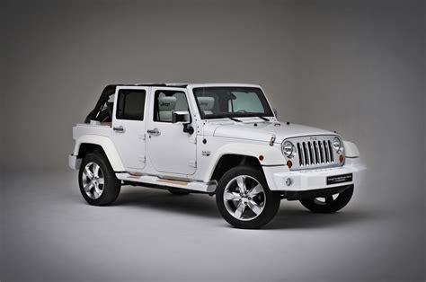 Jeep Unlimited Cer 2012 Jeep Wrangler Nautic Concept Conceptcarz
