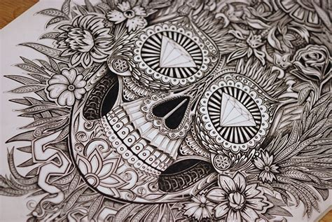 mexican arts imports 13 photos 10 reviews art mexican skull on behance