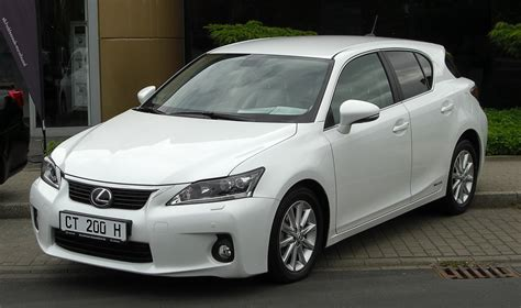 lexus ct200 2012 2012 lexus ct 200h review