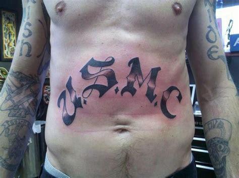 usmc tattoo font usmc tattoo letters www pixshark com images galleries
