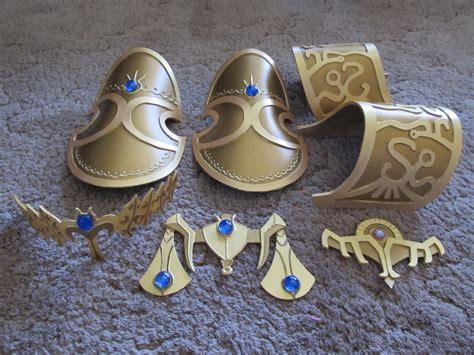 zelda armor pattern zelda armor pieces by fanatikerfrau on deviantart
