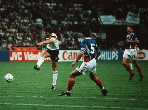 wann wurde deutschland weltmeister triumph rom wie deutschland 1990 fu 223 weltmeister