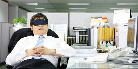 At Desk how to sleep at your desk if you huffpost