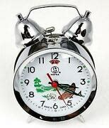 rooster alarm clock ebay