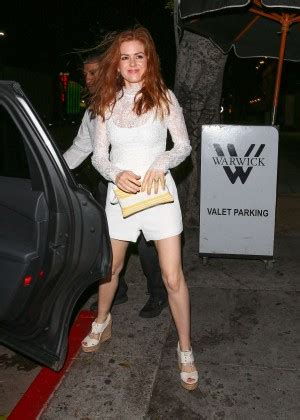 Reese Witherspoon Withering Away by Isla Fisher At Reese Witherspoon S 40th Birthday In
