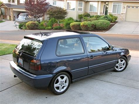 Volkswagen Gti Vr6 For Sale by Feature Listing 1996 Volkswagen Gti Vr6 German Cars For