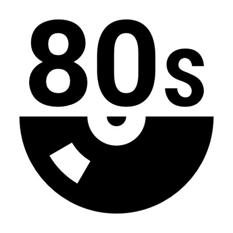 Musik 80 Videohit 80 Zona 80 80s icon free at icons8