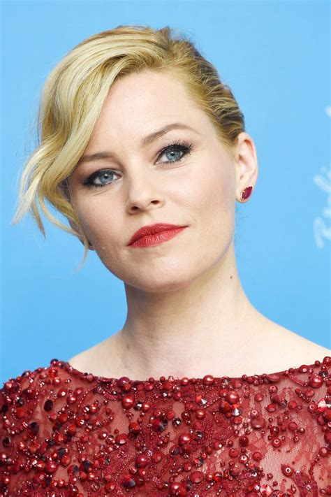 Elizabeth Banks Mercy Photocall At The 65th
