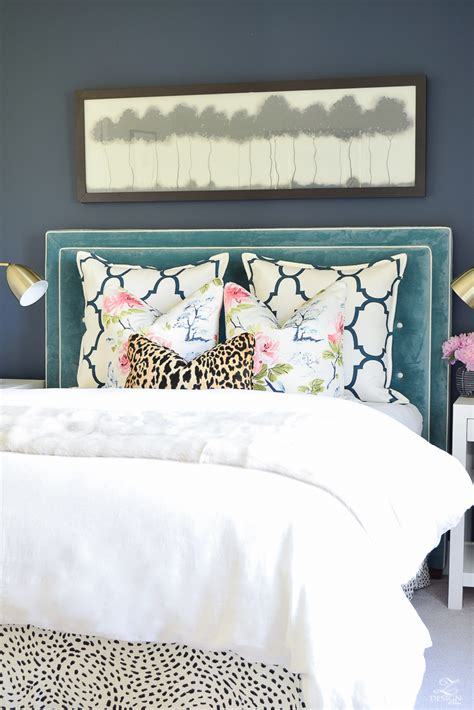 teal velvet headboard basic to beautiful custom velvet headboard zdesign at home