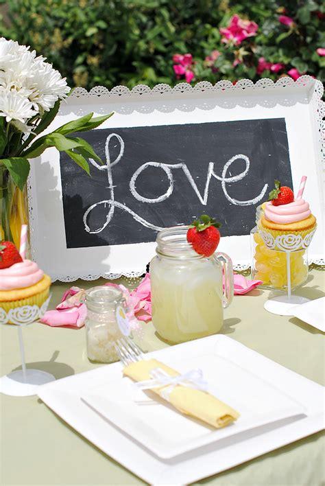 bridal shower theme ideas 2016 lemon themed bridal shower squared