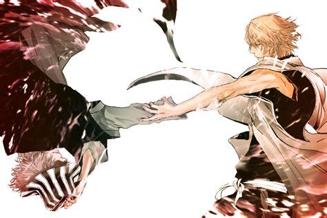 anime urahara kisuke urahara bleach anime photo 35318525 fanpop