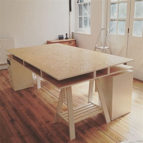 plywood desk diy diy how to build a desk