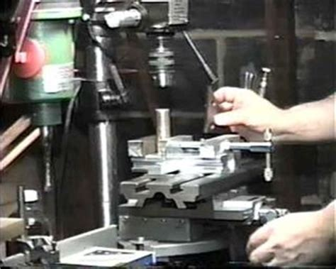milling   drill press  jose rodriguez  hour dvd