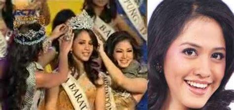 Miss Syafira pemenang miss indonesia 2010