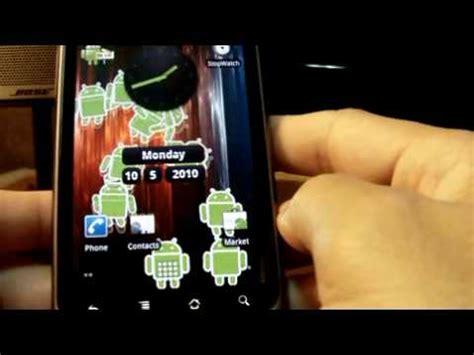 membuat video layar android live wallpaper membuat layar android terlihat hidup