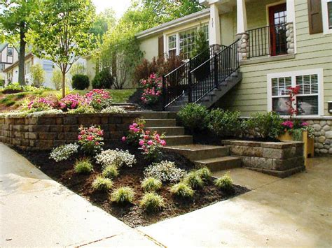 garden design front of popular home amazing simple image of simple front yard landscaping ideas modern